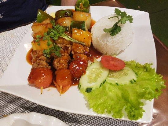 Khmu Restaurant Spa & Massage: 20180215_210257_large.jpg