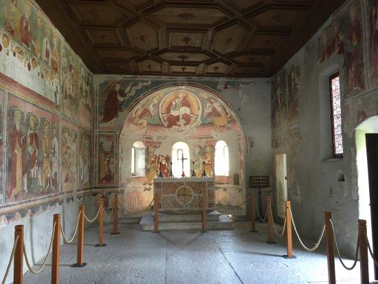 Castello Tesino, إيطاليا: L'interno