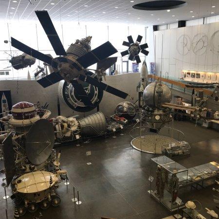 The Tsiolkovsky State Museum of Cosmonautics: photo1.jpg
