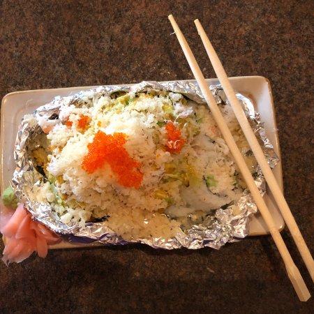 Longview, WA: Sukuri Sushi
