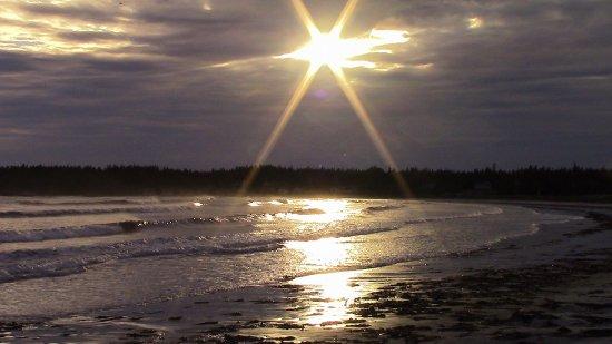 Lockeport, Canada: Sunset