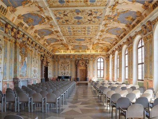 Kloster Kaisheim - Kaisersaal