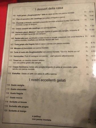 menu italiano 5