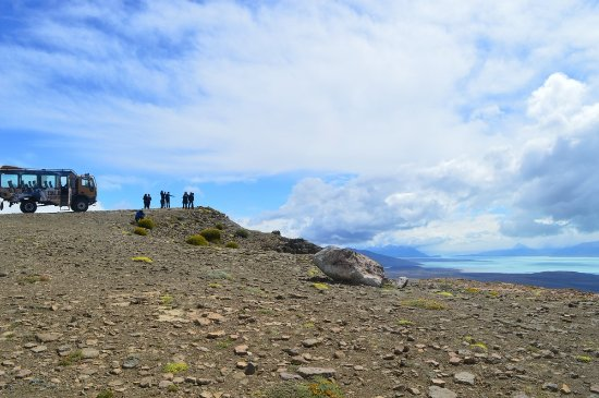 MilOutdoor: Mirador de El Calafate (1050 msnm) (Excursión Balcones de Calafate)