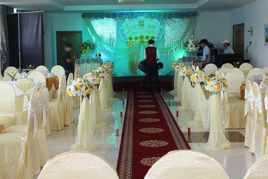 Ha Tien, Vietnam: Mariage