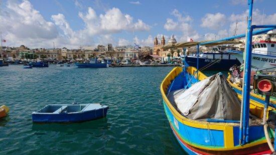 Marsaxlokk, Malta: 美しい景色