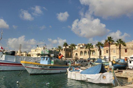 Marsaxlokk, Malta: 素晴らしい景色