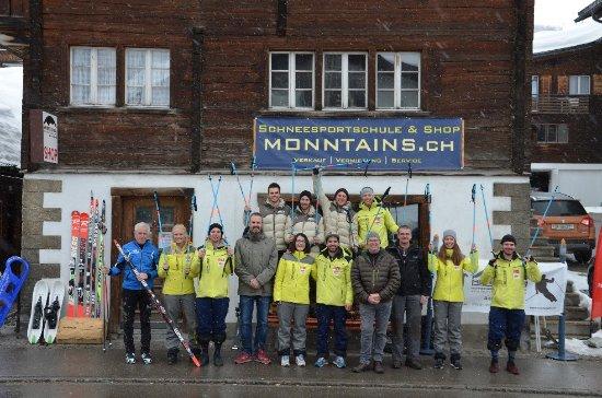 Sedrun, Suisse : MONNTAINS