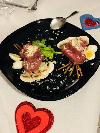 Paesana, Italy: L'Osteria D'Pravierm