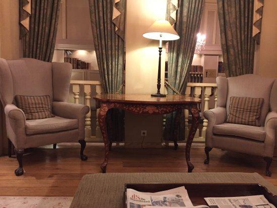 Pand 17: Salon de détente à l'hôtel