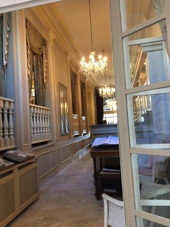 Pand 17: réception et hall d'entrée
