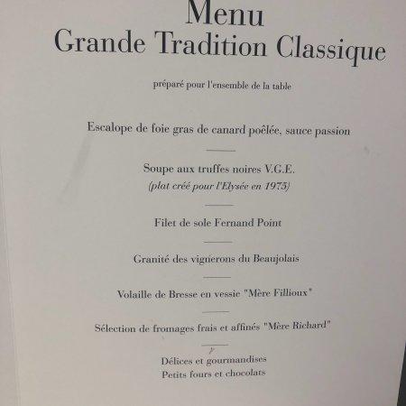 Restaurant Paul Bocuse : photo1.jpg