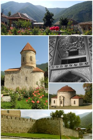 You can discover mountain regions of Azerbaijan with us. For example this amazing Shaki region