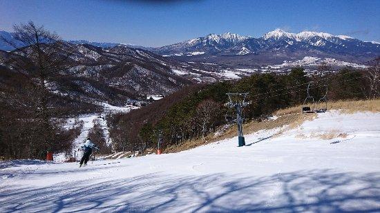 Chateraise Ski Resort Yatsugatake