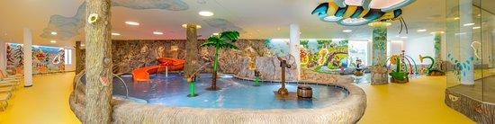 Alpino Family Hotel: GaiaSplash - il mondo acquatico per bambini