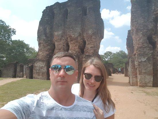 Sri Lanka Tours With Chamara: Polonnaruwa