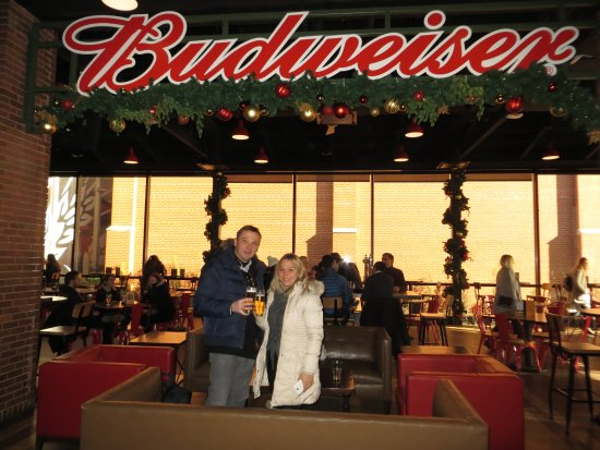 Anheuser busch brewery events