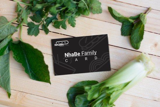 Martin, Словакия: NhaBe Family card