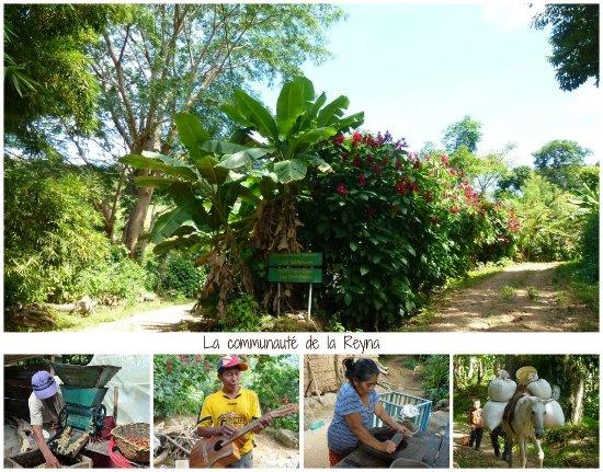 San Ramon, Nicaragua: Communauté de La Reyna