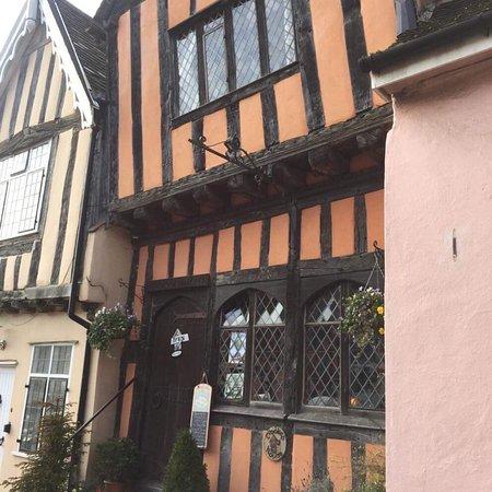 Munnings Tea Room Lavenham