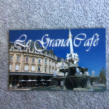Le Grand Cafe Valence Drome