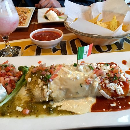 Sangria S Mexican Grill Appleton Menu Prices