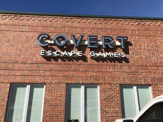 Covert Escape Games