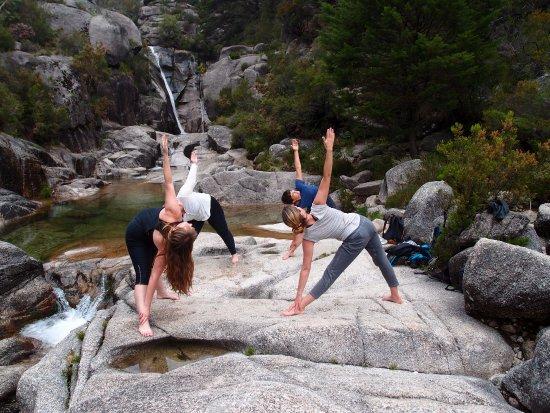 AlexINyoga Escapes: Yoga Nature by Alex