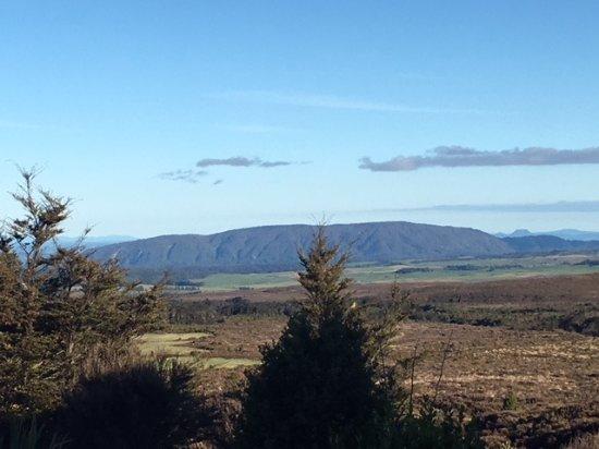 Skotel Alpine Resort: Zimmeraussicht auf den Nationalpark
