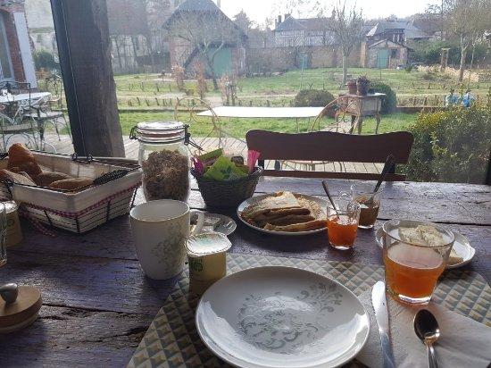 Bonneville-la-Louvet, Γαλλία: 20180218_100634_large.jpg