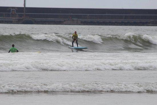 AlexINyoga Escapes: Surf & Yoga