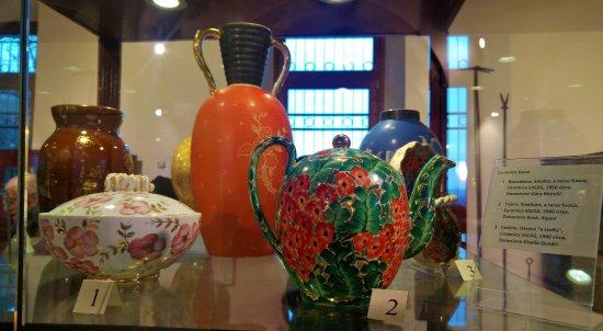 Area Ceramica Civita Castellana.Ceramiche Varie Foto Di Museo Della Ceramica Casimiro Marcantoni Civita Castellana Tripadvisor