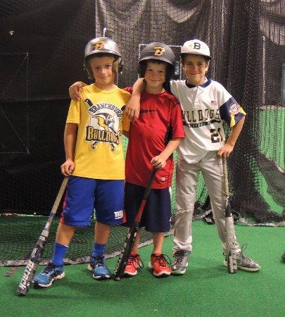 Branchburg, NJ: Batting Cages