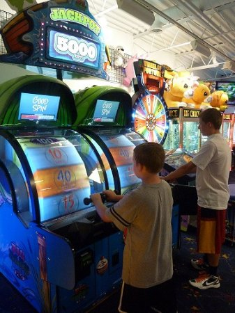 Branchburg, NJ: Over 50 Arcade games for guests of all ages