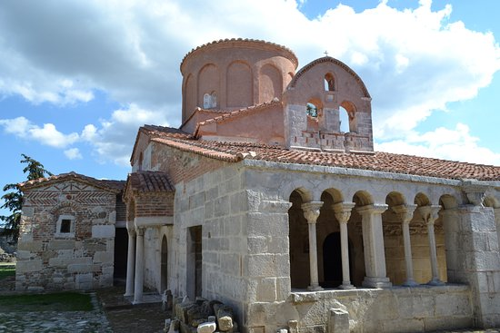 Fier, Albania: Church of Saint Mary
