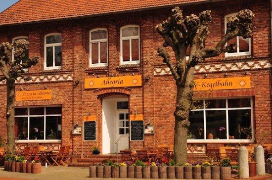 Zeven, Niemcy: Tolle Anlaufstelle für italienische Gerichte. Viel Hausgemachtes. Sehr lecker.