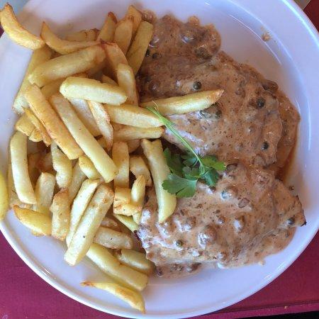 Guarazoca, Spain: Comida en la pasada! Riquísimas las vieja, las lapas y todo!