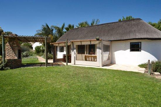 Addo, South Africa: Ansicht Bungalow von außen