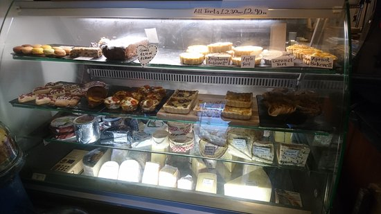 Inverurie, UK: Great selection of bakes...