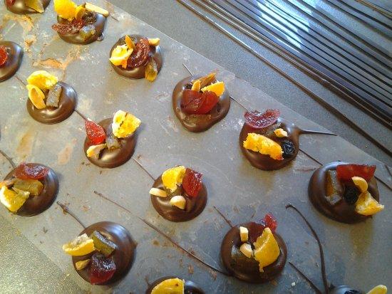 Cours de Pâtisserie et de Chocolaterie