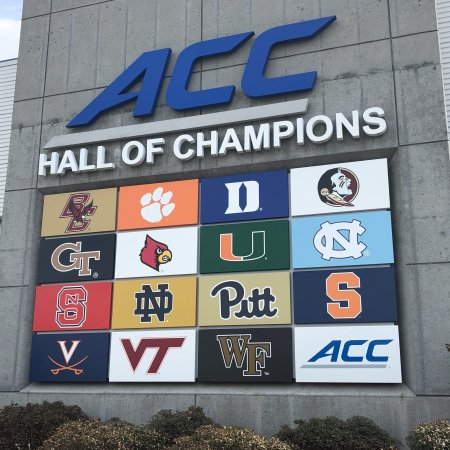 Greensboro, NC: ACC Hall of Champions