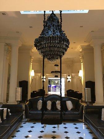 Leon's Place Hotel: la hall veramente originale