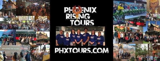 Phoenix, AZ: Phx Rising Tour Company!