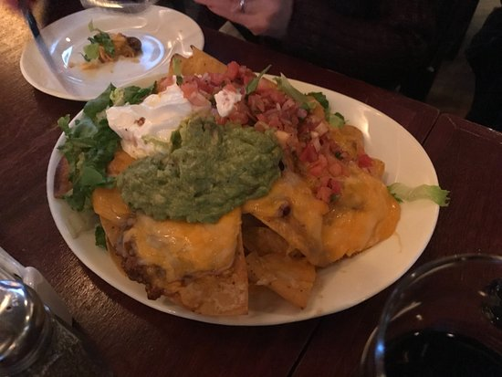 Connolly's Pub & Restaurant: Nachos Nirvana
