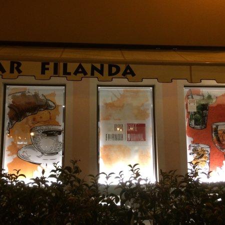 Santa Lucia di Piave, Włochy: Bar Filanda