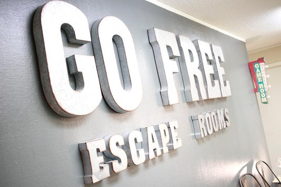 ‪GoFree Escape Rooms‬