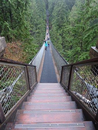 North Vancouver, Canada: Bridge