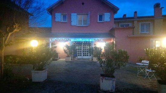 Ousse, فرنسا: Restaurant la pergola