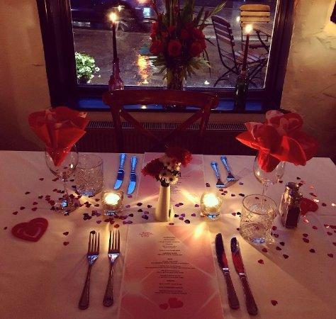 Horndean, UK: valentines
