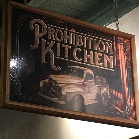 Prohibition kitchen saint augustine omd men om for Prohibition kitchen st augustine